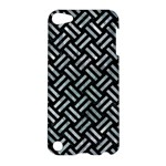 WOVEN2 BLACK MARBLE & ICE CRYSTALS (R) Apple iPod Touch 5 Hardshell Case
