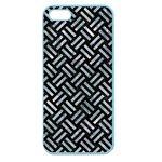 WOVEN2 BLACK MARBLE & ICE CRYSTALS (R) Apple Seamless iPhone 5 Case (Color)