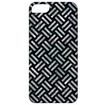WOVEN2 BLACK MARBLE & ICE CRYSTALS (R) Apple iPhone 5 Classic Hardshell Case