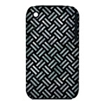 WOVEN2 BLACK MARBLE & ICE CRYSTALS (R) iPhone 3S/3GS