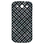 WOVEN2 BLACK MARBLE & ICE CRYSTALS (R) Samsung Galaxy S3 S III Classic Hardshell Back Case