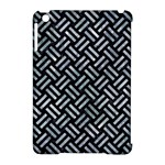 WOVEN2 BLACK MARBLE & ICE CRYSTALS (R) Apple iPad Mini Hardshell Case (Compatible with Smart Cover)