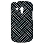 WOVEN2 BLACK MARBLE & ICE CRYSTALS (R) Galaxy S3 Mini