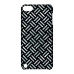 WOVEN2 BLACK MARBLE & ICE CRYSTALS (R) Apple iPod Touch 5 Hardshell Case with Stand