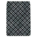 WOVEN2 BLACK MARBLE & ICE CRYSTALS (R) Flap Covers (S)