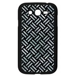 WOVEN2 BLACK MARBLE & ICE CRYSTALS (R) Samsung Galaxy Grand DUOS I9082 Case (Black)