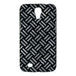 WOVEN2 BLACK MARBLE & ICE CRYSTALS (R) Samsung Galaxy Mega 6.3  I9200 Hardshell Case