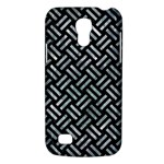 WOVEN2 BLACK MARBLE & ICE CRYSTALS (R) Galaxy S4 Mini