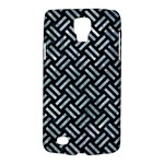 WOVEN2 BLACK MARBLE & ICE CRYSTALS (R) Galaxy S4 Active