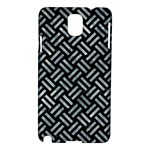 WOVEN2 BLACK MARBLE & ICE CRYSTALS (R) Samsung Galaxy Note 3 N9005 Hardshell Case