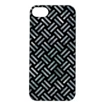 WOVEN2 BLACK MARBLE & ICE CRYSTALS (R) Apple iPhone 5S/ SE Hardshell Case