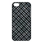 WOVEN2 BLACK MARBLE & ICE CRYSTALS (R) Apple iPhone 5C Hardshell Case