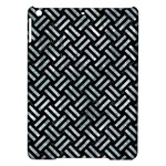 WOVEN2 BLACK MARBLE & ICE CRYSTALS (R) iPad Air Hardshell Cases