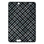 WOVEN2 BLACK MARBLE & ICE CRYSTALS (R) Amazon Kindle Fire HD (2013) Hardshell Case