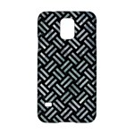 WOVEN2 BLACK MARBLE & ICE CRYSTALS (R) Samsung Galaxy S5 Hardshell Case
