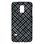 WOVEN2 BLACK MARBLE & ICE CRYSTALS (R) Galaxy S5 Mini