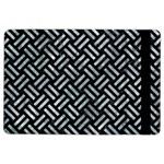 WOVEN2 BLACK MARBLE & ICE CRYSTALS (R) iPad Air 2 Flip