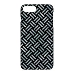 WOVEN2 BLACK MARBLE & ICE CRYSTALS (R) Apple iPhone 7 Plus Hardshell Case