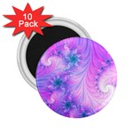 Delicate 2.25  Magnets (10 pack)