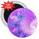 Delicate 3  Magnets (100 pack)