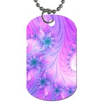 Delicate Dog Tag (One Side)