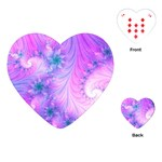 Delicate Playing Cards (Heart)