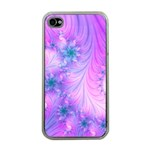 Delicate Apple iPhone 4 Case (Clear)