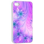 Delicate Apple iPhone 4/4s Seamless Case (White)