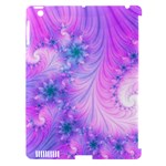 Delicate Apple iPad 3/4 Hardshell Case (Compatible with Smart Cover)