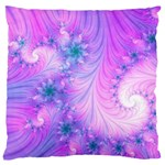 Delicate Large Cushion Case (One Side)