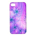 Delicate Apple iPhone 4/4S Hardshell Case with Stand