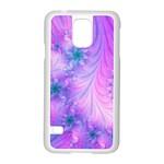 Delicate Samsung Galaxy S5 Case (White)