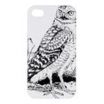 Animal Bird Forest Nature Owl Apple iPhone 4/4S Hardshell Case