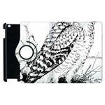 Animal Bird Forest Nature Owl Apple iPad 2 Flip 360 Case