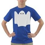 Ghost Halloween Spooky Horror Fear Dark T-Shirt