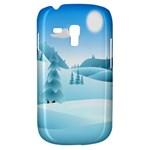 Landscape Winter Ice Cold Xmas Galaxy S3 Mini