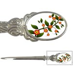 Flower Branch Nature Leaves Plant Letter Openers