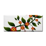 Flower Branch Nature Leaves Plant Cosmetic Storage Cases