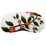 Flower Branch Nature Leaves Plant Sleeping Masks