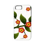 Flower Branch Nature Leaves Plant Apple iPhone 5 Classic Hardshell Case (PC+Silicone)