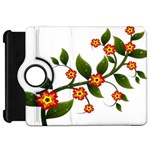 Flower Branch Nature Leaves Plant Kindle Fire HD 7