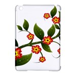 Flower Branch Nature Leaves Plant Apple iPad Mini Hardshell Case (Compatible with Smart Cover)