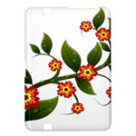 Flower Branch Nature Leaves Plant Kindle Fire HD 8.9
