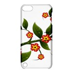 Flower Branch Nature Leaves Plant Apple iPod Touch 5 Hardshell Case with Stand