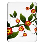 Flower Branch Nature Leaves Plant Samsung Galaxy Tab 3 (10.1 ) P5200 Hardshell Case
