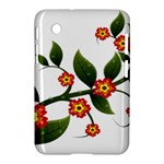 Flower Branch Nature Leaves Plant Samsung Galaxy Tab 2 (7 ) P3100 Hardshell Case
