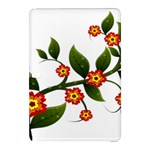 Flower Branch Nature Leaves Plant Samsung Galaxy Tab Pro 10.1 Hardshell Case