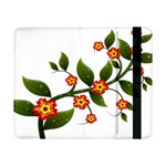 Flower Branch Nature Leaves Plant Samsung Galaxy Tab Pro 8.4  Flip Case