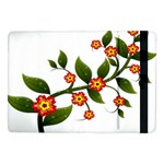 Flower Branch Nature Leaves Plant Samsung Galaxy Tab Pro 10.1  Flip Case