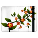 Flower Branch Nature Leaves Plant Samsung Galaxy Tab Pro 12.2  Flip Case